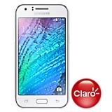 Celular Prepago Claro Galaxy J1 Blanco
