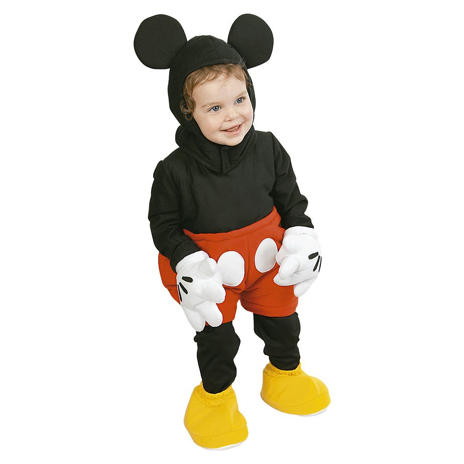 Como hacer disfraz de Mickey Mouse - Imagui