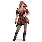 Disfraz Pirata Sexy