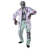 Disfraz M�dico Zombie