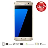 Celular Prepago Claro Galaxy S7 Edge 32 GB Dorado