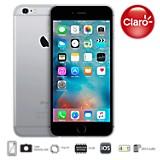 Celular Prepago iPhone 6S Plus 16GB Gris Espacial