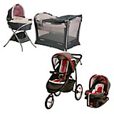 Combo Travel System Chili+Cuna Corral Fifer