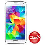 Galaxy S5 Blanco 16GB Prepago Claro