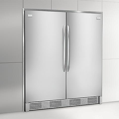 Combo refrigerador congelador twin gallery frigidaire - Nevera side by side ...