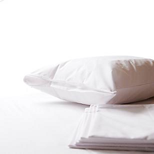 Protector de Almohada Basic Blanco
