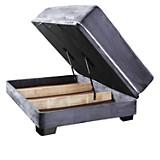 Colchón + Box Tarima Spazzio BTL 2 plz