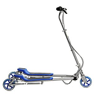 Scooter Zoom Frog 1200 Azules