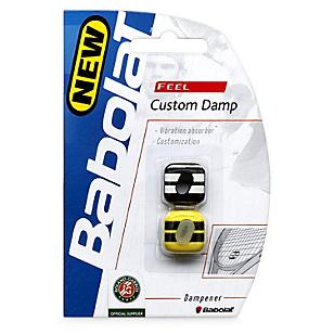 Antivibradores Para Raqueta Custom Damp x 2