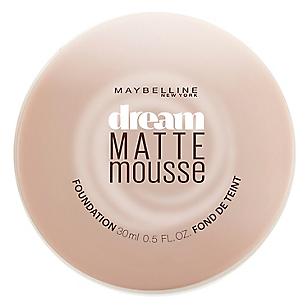 Base Dream Matte Mousse Sandy