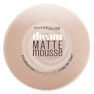 Base Dream Matte Mousse Honey