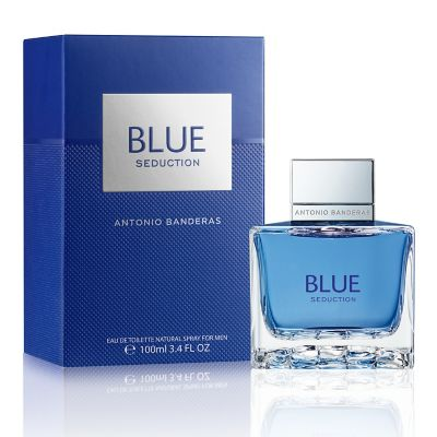 Perfume de Hombre Blue Seduction Men Eau de Toilette 100 ml