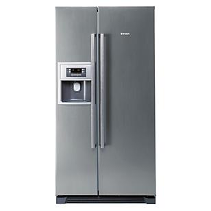 Refrigeradora Side by Side 541 lt KAN58IX Inox