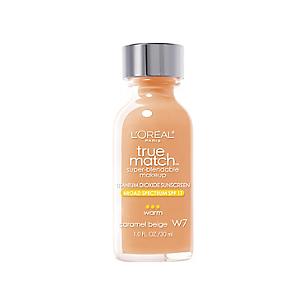 Base True Match Liquid Caramel Beige