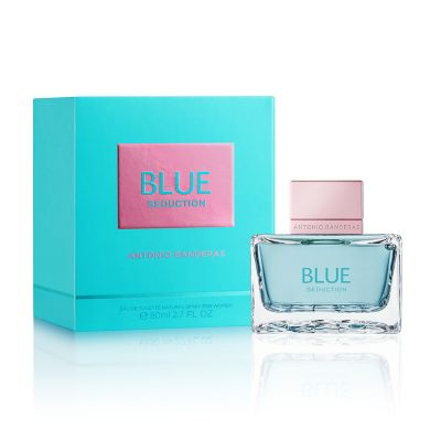 Fragancia de Mujer Blue Seduction for Women Eau de Toilette 100 ml