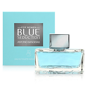Fragancia de Mujer Blue Seduction for Women Eau de Toilette 50 ml