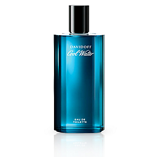 Fragancia de Hombre Cool Water Eau de Toilette 75 ml