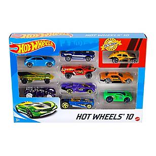 Set de 10 Autos 10 Pack