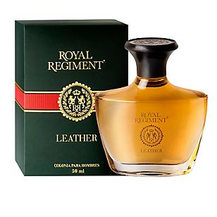 Colonia de Hombre Royal Leather Eau de Cologne 50 ml