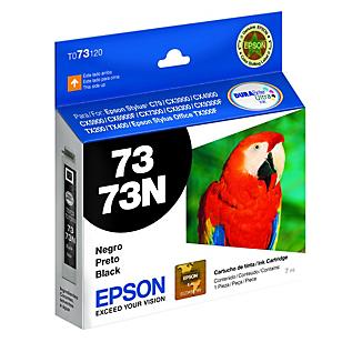 Epson Tinta para Impresora T073120 Negro