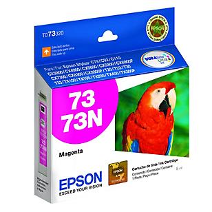 Epson Cartucho de tinta T073320 Magenta