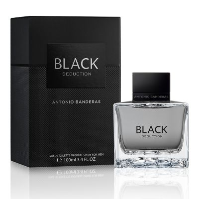 Fragancia de Hombre Seduction in Black Eau de Toilette 100 ml