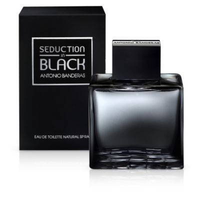 Fragancia de Hombre Seduction in Black Eau de Toilette 50 ml