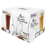 Set Vasos Cerveza Flare Pilsner 310 ml x 6