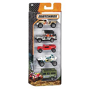 Autos Pack x 5