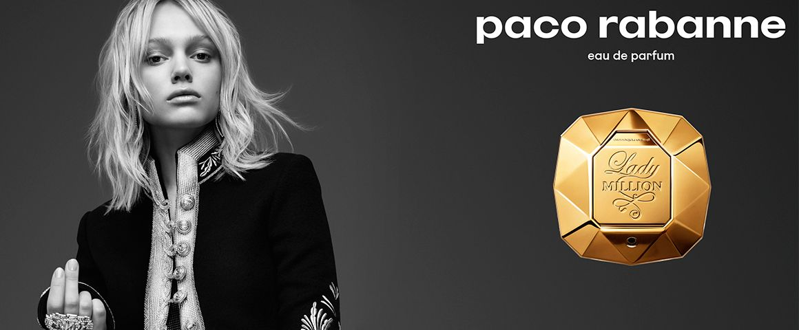 Paco Rabanne, Lady Million, Mujer, Woman, Perfume, Fragancia, Colonia, Femenino