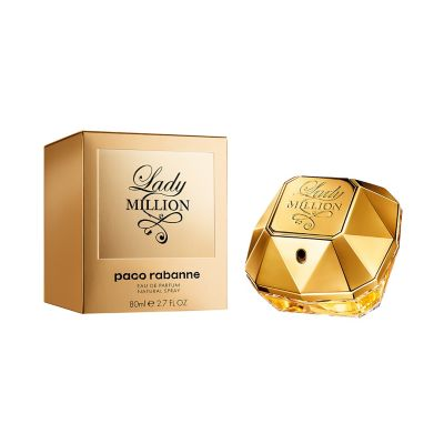 Perfume Lady Million 80 ml