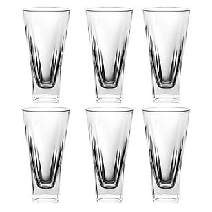 Set Vasos Fusion Crystal Highball x 6