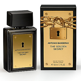 Fragancia de Hombre The Golden Secret Eau de Toilette 100 ml