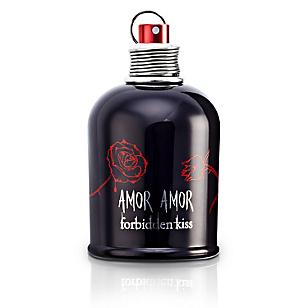 Fragancia de Mujer Amor Amor Forbidden Kiss Eau de Toilette 100 ml