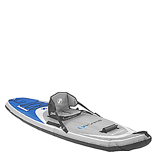 Kayak Inflable Sevylor QuikPak K3 Covered Sit On Top