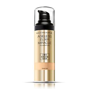 Base de Maquillaje Agel Elixir 2 en 1 Sand