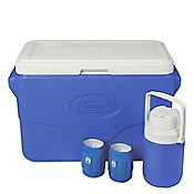 Combo Cooler 28QT + 1/3GAL + 2 CAN