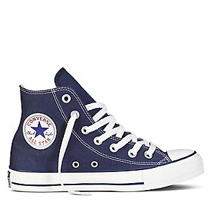 Zapatillas Mujer Chuck Taylor All Star Core Hi Azul