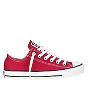 Zapatillas Mujer Chuck Taylor All Star Core Ox Rojo