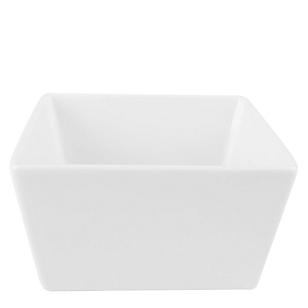 Bowl Cuadrado 11.5 Blanco