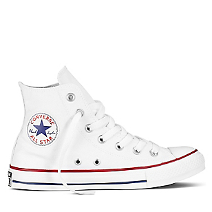 Zapatillas Chuck Taylor All Star Core Hi Optical White