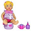 Muñeca Bebé Aprendiendo a Ir al Baño