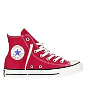 Zapatillas Chuck Taylor All Star Core Hi Rojo
