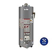 Terma a Gas Acumulación GN 80 lt