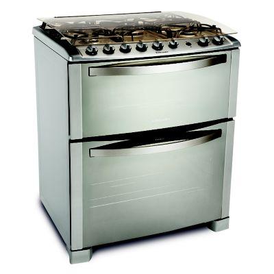Cocina a Gas  76DTX-E  5 quemadores