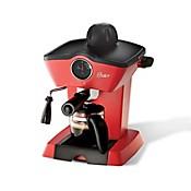 Cafetera Espresso para 4 Tazas Roja