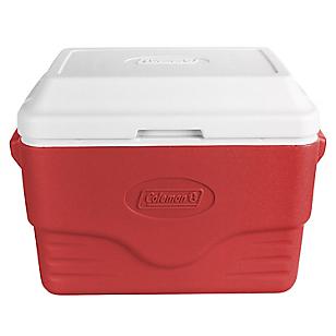 Cooler 42QT Rojo No Hinge GLBL