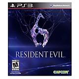Videojuego Resident Evil 6  para PS3