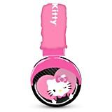 Auriculares Hello Kitty HK-35009- PNK para Niños