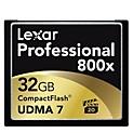 Tarjeta Profesional CF-32GB 800X 32 GB
